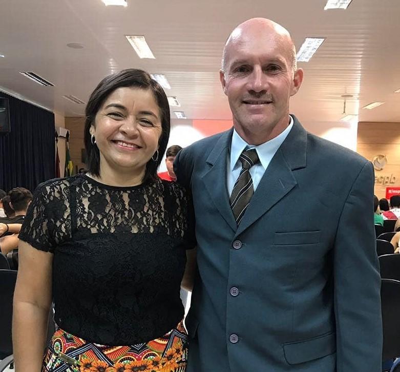 Profª Ma. Jeane Odete Freire dos Santos Cavalcanti e Prof Ms. Wellington Cavalcanti de Araújo