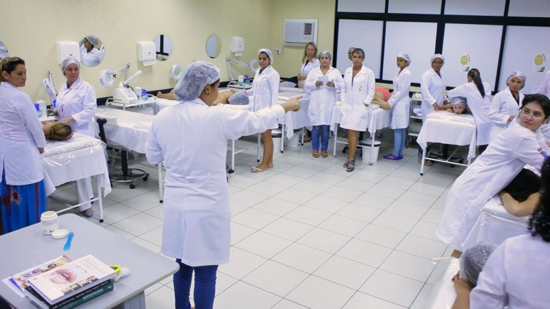 Estrutura de saúde