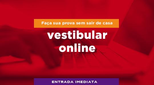 Vestibular online Patos