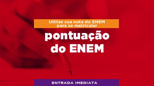 Ingresso com ENEM (Solânea)