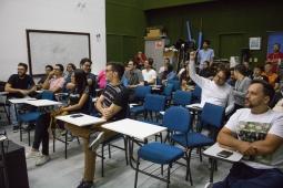 1º Encontro da Podosfera Paraibana é sucesso no IESP