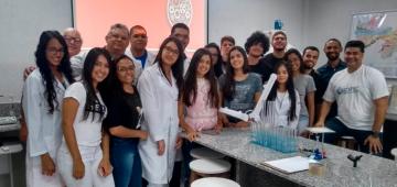 Acadêmicos de Engenharia celebram a criação do Núcleo de Iniciação Científica