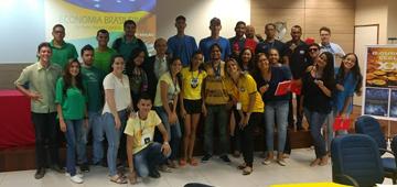 Alunos de Administração participam da II Olimpíada IESP de Economia Brasileira