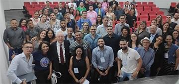Alunos e professores do IESP participam do Congresso de Ciências Contábeis e Atuariais da UFPB