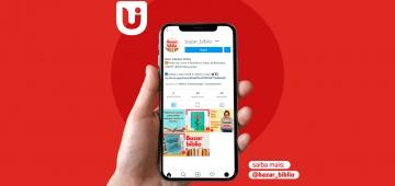 Biblioteca do UNIESP realiza bazar virtual de livros gratuitos