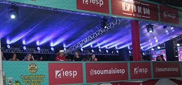 Camarote IESP confirma presença no Folia de Rua 2019