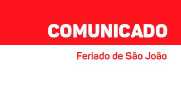 COMUNICADO: Atividades interrompidas nesta quinta (24)