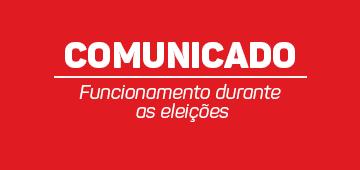 Comunicado: Suspensão das atividades presenciais na quinta e na sexta