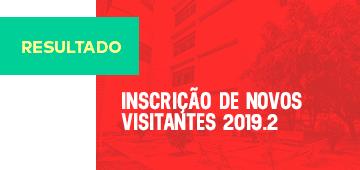 Confira a lista de novos visitantes da Biblioteca IESP 2019.2!