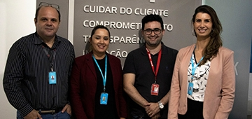 Coordenação de Sistemas firma parceria com empresa Link Solutions