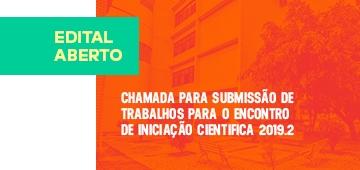 Coordenação divulga edital da 19ª Semana de Iniciação Científica IESP