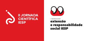 Divulgada programação da II Jornada Científica e do I Workshop de Extensão e Responsabilidade Social do IESP