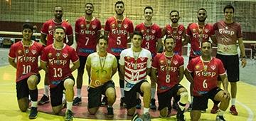 Equipe IESP/ Cabo Branco de vôlei conquista primeiro lugar no masculino e vice no feminino em torneio estadual