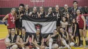 Equipes IESP/Botafogo-PB inicia jornada na Liga Paraibana de Vôlei