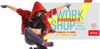 Grupo de dança realiza I Workshop IESP Dance de Ginástica e Danças Populares