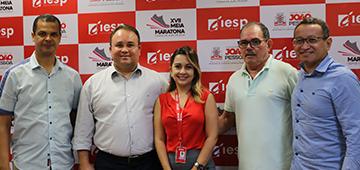 IESP Apresenta: Meia Maratona Cidade João Pessoa