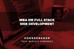 IESP oferece MBA em Full Stack Web Development para profissionais de Tecnologia da Informação