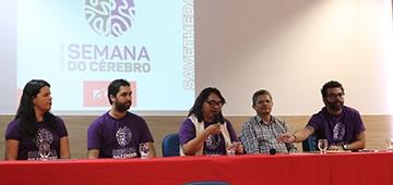IESP participa pela primeira vez com a evento semana mundial do cérebro