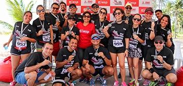 IESP realiza treino comemorativo em celebração ao aniversário de 1 ano do IESP Run