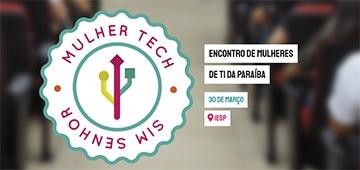 IESP recebe evento Mulher Tech Sim Senhor