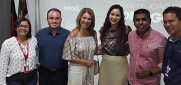 IESP recebe lançamento da XVIII Meia Maratona da Cidade de João Pessoa