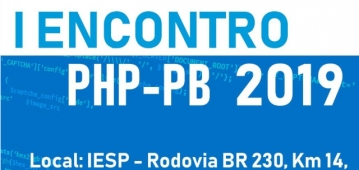 IESP recebe o I Encontro PHP-PB no dia 16 de março