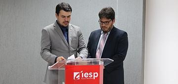 IESP, Receita Federal e SEFAZ firmam convênio para implantação de Núcleo de Apoio Contábil Fiscal