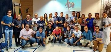 IESP sedia 1º Prêmio Melhores do Ano da Federação de Triathlon da Paraíba