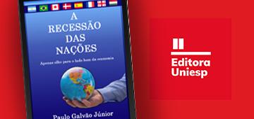 Livro A Recessão das Nações é indicado para entender o período econômico