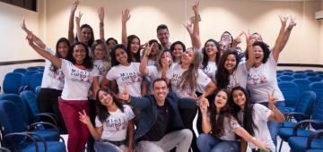 Minicurso de Oratória é sucesso entre os alunos do IESP