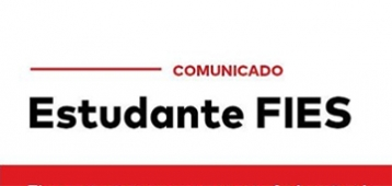 Prazo para realização de aditamento do FIES vai até 09 de setembro