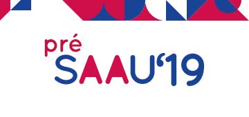 PRÉ-SAAU: talk show discutirá temas da SAAU'19 no dia 15 de abril