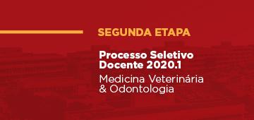 Processo Seletivo Docente UNIESP 2020.1: Segunda etapa