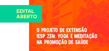 Projeto de extensão IESP Zen incentiva a prática de yoga