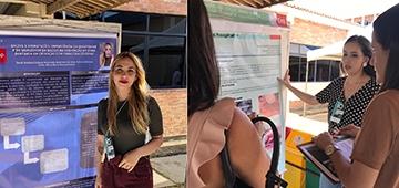 Trabalhos de alunas do IESP recebem menção honrosa em evento acadêmico de Odontologia