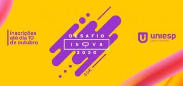 UNIESP lança Desafio Inova 2020 de corrida e caminhada