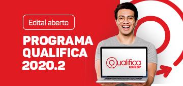 UNIESP lança edital do programa Qualifica 2020.2 para estudantes egressos