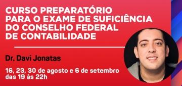 UNIESP oferece curso preparatório para o Exame de Suficiência do CFC