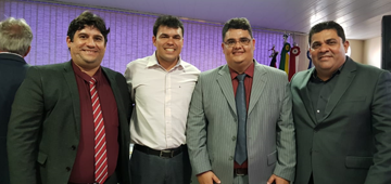 UNIESP prestigia a posse dos novos conselheiros e presidente do CRCPB