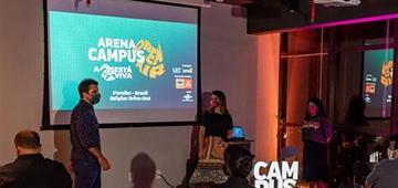 UNIESP recebe Arena Open Air do Campus Festival 2020