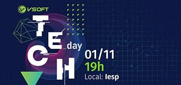 VSOFT Day traz palestras sobre Tecnologia da Informação no IESP