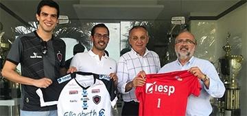 VOLEIBOL: IESP e Botafogo-PB fecham parceria esportiva