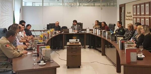 IESP em parceria com o Ministério Público do Estado da Paraíba