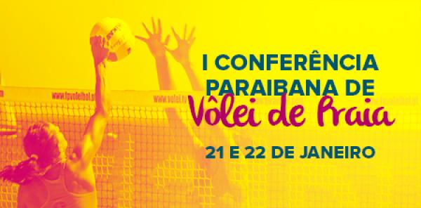 IESP promove Primeira Conferência Paraibana de Vôlei de Praia